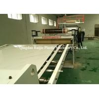 Artificial Marble Decoration Pvc Panel Making Machine 75kw Motor Power Quake Proof Manufactures