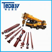 Unsurpassed Quality Industrial Cylinder Hydraulic for Crane with Competitive Prices Manufactures