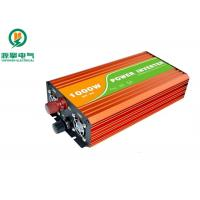 China Alloy Aluminium Case Hybrid Pure Sine Wave Inverter 12V / 24V / 48V For Optional on sale