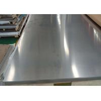 Small Thin 4x8 316L 304L 304 Stainless Steel Sheet , Mirror Polished Stainless Steel Sheet Manufactures