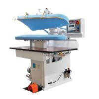 China Shirt Form Finisher Commercial Dry Cleaners Easy Operation Patented  Steam Circuit Design on sale