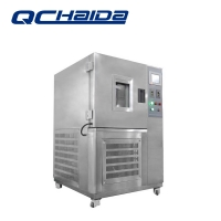China Rubber Accelerated Weathering Tester , Stainless Steel Ozone Aging Test Chamber on sale