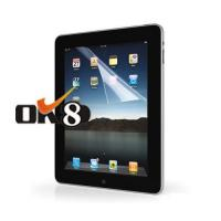 China Clear screen protector for iPad on sale