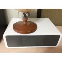 Quality Fantastic Sound Wooden Stereo Speakers Portable Desktop Speakers Bluetooth for sale