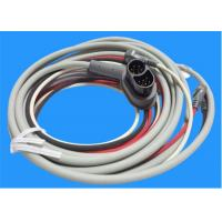 Zoll E / X Series 3 Lead ECG Patient Cable For Patient Monitor 3.6m Length Manufactures
