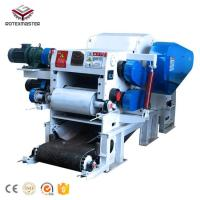 Buy cheap Drum type wood chipping machine 8-15t/h capacity wood chips making machine from wholesalers