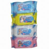 Aloe Vera, Soft, Valuable Baby Wipes, Available in Two Different Sizes Manufactures