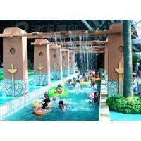 Buy cheap Giant Lazy River Swimming Pool Commercial Lazy River Equipment For Family, Lazy from wholesalers