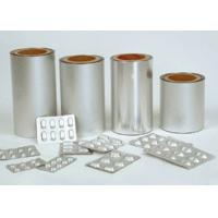 Printed Treatment Cold Forming Pharmaceutical Blister Foil For Insulation Material Manufactures