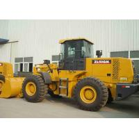 China High Efficiency XCMG ZL50G Wheel Loader Front Loader Type Fast Operation on sale