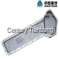 HOWO spare parts VG14010083B  OIL COOLER COVER Manufactures