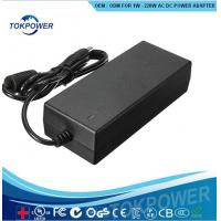 China 5V 12V AC DC Universal Power Adapter Desktop 5A Single Output Switching Power Supply on sale