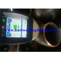 180 Degree Alloy Steel Elbow Cold Forming Technology 168.00*10.00mm Manufactures