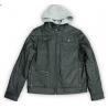Buy cheap Men's PU Hoody Jacket (83046-1) from wholesalers