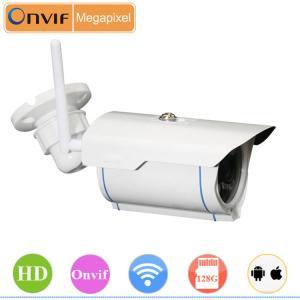 1M Megapixel Outdoor Waterproof IP66 Motion detection IP Wireless Camera Manufactures