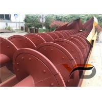 High ablution big capacity Sand Washing Machine Spiral Washer 32r/M Speed Manufactures