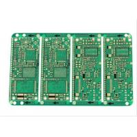 FR-4 Green Aluminum Automotive PCB GPS 1oz Copper Electronic Pcb Assembly  Manufactures