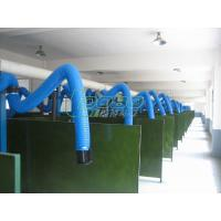 wall mounted fume extraction arms for dust collection system, flexible dust collection arms Manufactures
