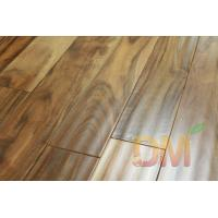 China Hand scraped acacia wooden flooring asian walnut acacia solid wood flooring on sale