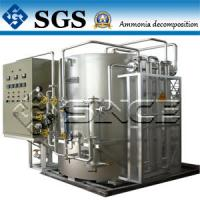 380V 460V 415V High Purity Hydrogen Ammonia Cracker Unit for Cooper Tube Manufactures
