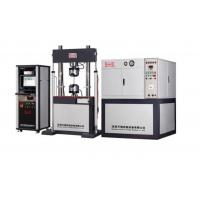 Servo Hydraulic Tension Torsion Fatigue Testing Equipment ±1% Displacement Accuracy Manufactures