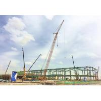 Q235B Steel Structure Hangar Double Floors for Portal Frame Building Warehouse Manufactures