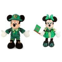 10 inch Disney Plush Toys Ireland World Showcase Disney Stuffed Animals Manufactures