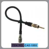 RG58 Auto Aerial Extension Cable , Universal Car Antenna Cable Extension Manufactures