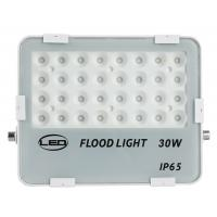 China 30W  high lumen led flood light outdoor  waterproof IP65 aluminum materials for building lighting use on sale