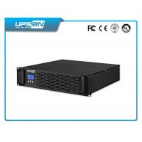 LCD Online High Quality Snmp Rack Type Online UPS for Servers Manufactures
