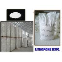 High Whiteness CAS No. 1345-05-7 ZnS-BaSO4 Powder With High Chemical Stability Manufactures