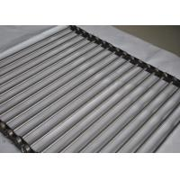 China High Loading Conveyor Chain Belt Stainless Steel Belt Conveyor For Food Industry on sale