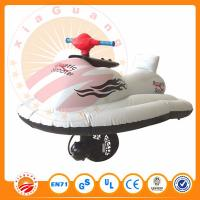 China Kids Water Toys Inflatable Jet Ski on sale