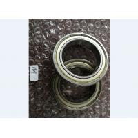 High Rotation Speed Water Pump Ball Bearing Steel Cages With Sliver Color Manufactures