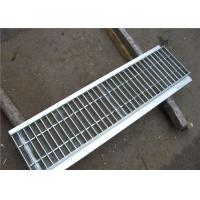 Stainless Steel Grating Trench Cover With Twisted Steel Bar Raw Material Manufactures