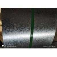 Normal Spangle Oiled JIS Hot Dipped Galvanized Steel Coils Manufactures