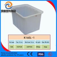stackable plastic turnover box Manufactures