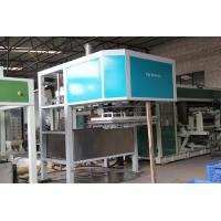 2400Pcs/H Automated Egg Tray Equipment  Rciprocatiing Forming Drying in Mould Manufactures