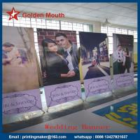 80X180 cm Aluminum X Stand Banner Printing Manufactures