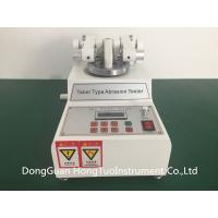 ISO5470 Abrasion Machine Taber Wear Abrasion Tester And Wear Test Instrument for sale