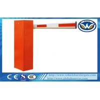 Security Vehicle Barrier Gate