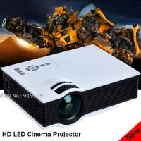 China The Newest Digital Mini LED Projector With HDMI USB 3.5mm Audio Beamer Work For iPhone on sale