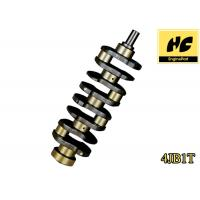 8944436620 4JB1 Isuzu Crankshaft , Forged Steel Crankshaft HRC46-58 Manufactures