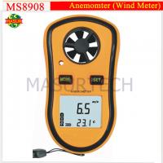 Mini Digital Wind Speed Meter Pocket Anemometer Thermometer Digital Thermometer Speed Temperature Measuring Instruments Manufactures