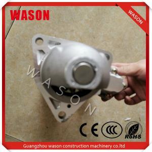 China Powerful Vehicle Starter Motor / Durable Car Starter Motor ME121309 on sale