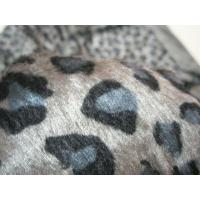 High quality fabric designer polyester fabric  animal print Manufactures