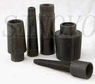 China Diamond Core Bit used for lifting the rods, Rod Recovery Taps,Casing Recovery Taps Recovery Tools on sale