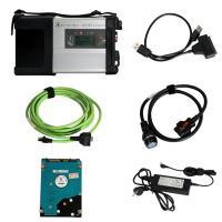 DoIP Xentry SD Connect C5 Wifi Mercedes Diagnostic Tool Tab Kit Support Online Programming Manufactures