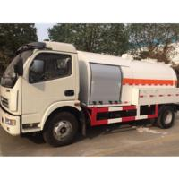 Buy cheap 5CBM - 35CBM Bobtail LPG Truck , 5000L Propane Tank Truck ISO 9001 Approved from wholesalers