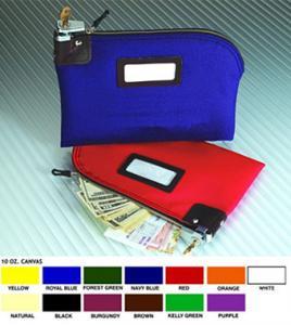 China Locking Night Deposit Bags on sale